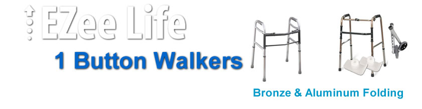 One button walkers