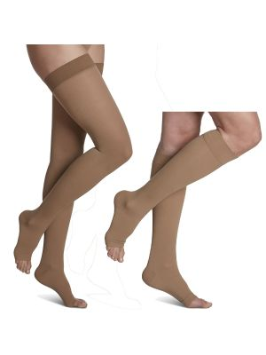 230 Cotton Compression Stockings for Men & Women