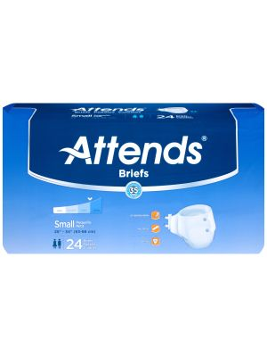 Extra Absorbent Breathable Briefs