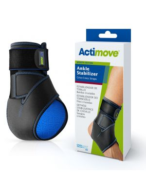 Actimove Ankle Stabilizer Criss-Cross Straps