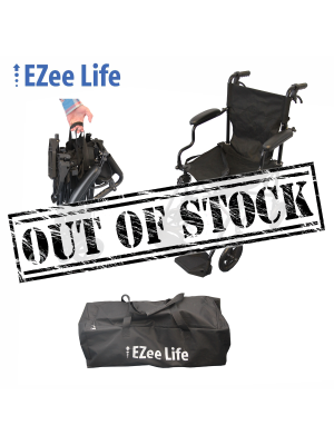 Stroller Style Transport Chair - 17