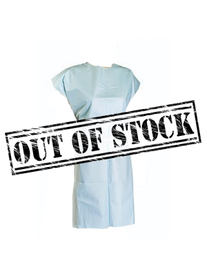 Paper Exam Gowns