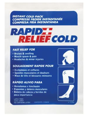 Instant Cold Pack - 4