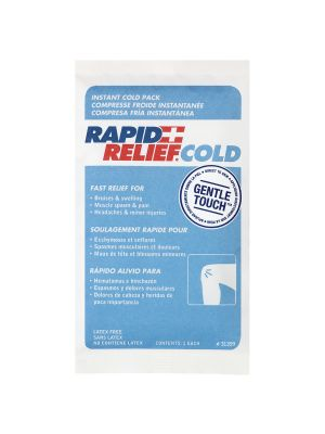 Instant Cold Pack with GENTLE TOUCH™ - 5