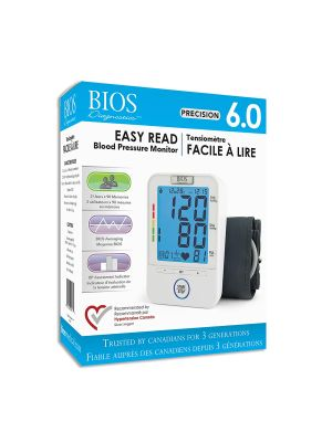 Blood Pressure Monitor - Series 6.0 Easy Read - BD201