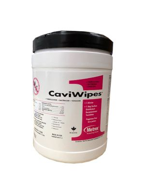 Caviwipe Disinfectant Wipes - 160 Wipes