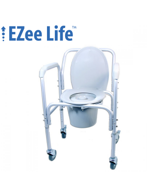 EZEE Life -  Economy Wheeled Commode
