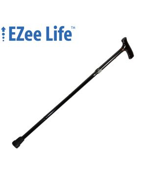 Straight Handle Black Cane CH2051