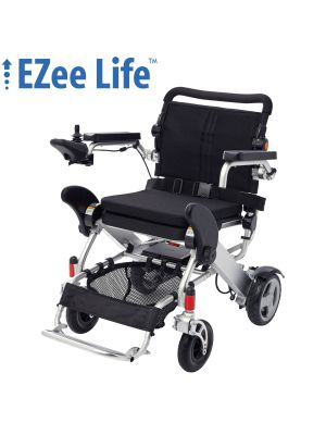 EZee Fold DLX Electric Wheelchair