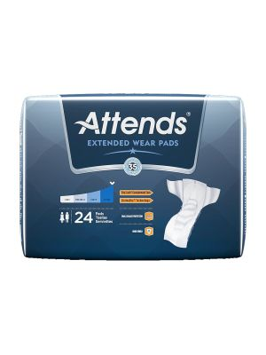 Attends Extended Wear Pads