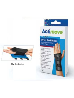 Kid's Actimove Wrist Stabilizer Removable Metal Stay