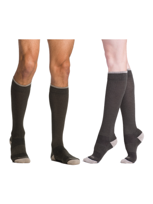 merino outdoor wool sport compression socks