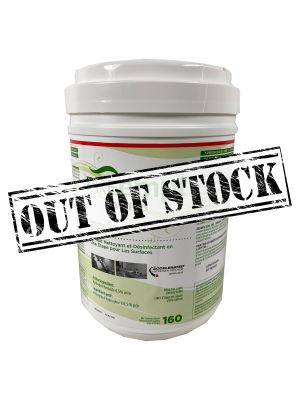 PREempt Disinfectant Wipes - 160 Wipes