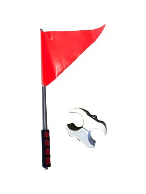 Scooter/Wheelchair Safety Flag