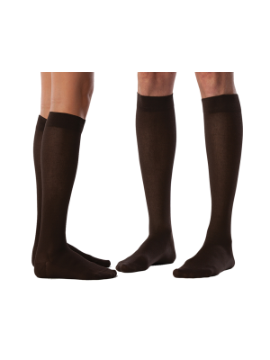 Sea Island Cotton Compression Socks
