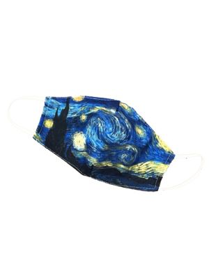 Artist Collection Masks-Vincent Van Gogh; The Starry Night