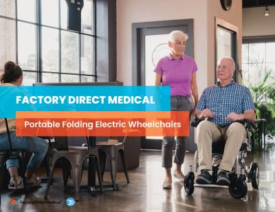 Folding Electric Wheelchairs E-Book