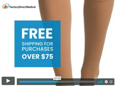 Compression Stockings Video