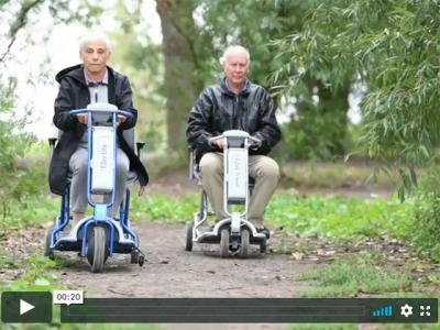 Mobility Scooters Video
