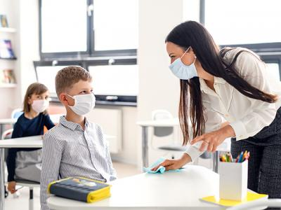 PPE Products For Kids Going Back To School