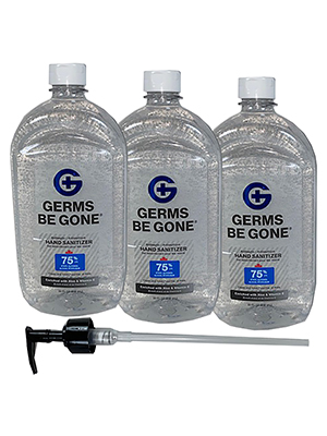 Germs Be Gone Hand Sanitizer