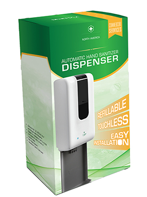PPE Dispensers & Fixtures