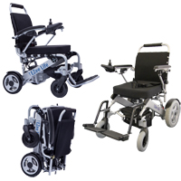 Gen 1 EZee Fold Wheelchair